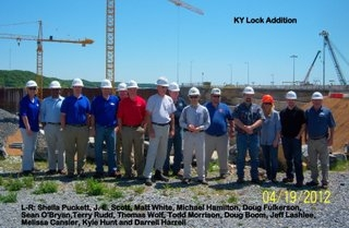 2012 Kentucky Dam Lock Tour.JPG